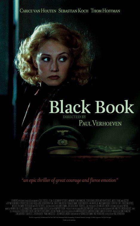 Zwartboek Black Book Paul Verhoeven Carice Van Houten